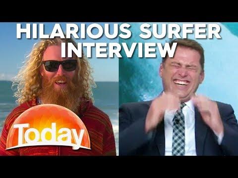 Hilarious Surfers have