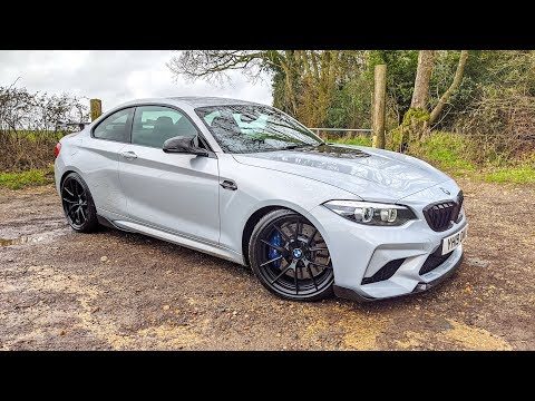 Ridiculous BMW M2 Competition 1 Of 1 | M Performance |