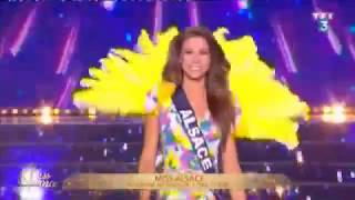 defile maillot Miss Alsace ( images TF1)