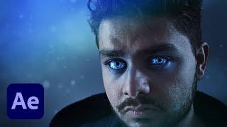 Beyaz Walkers gelen Thrones Efektleri Öğretici (Oyun)Sonra Mavi Gözlü Etkisi Oluşturma