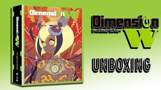 My unboxing of Dimension W Limited Edition Blu-ray DVD set. In the year 2071, the world's energy problems seem solved by a network of cross-dimensional ...