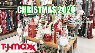 TJ MAXX CHRISTMAS 2020 SHOP WITH ME CHRISTMAS DECOR, RAE DUNN
