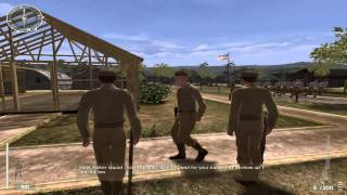 Medal of Honor Pacific Assault Walkthrough - Mission 2 - part 1