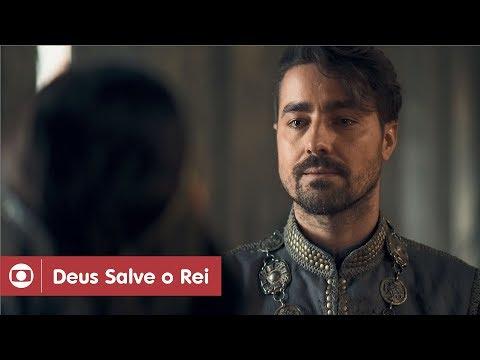 Deus Salve O Rei: capítulo 87 da novela, quinta, 19 de abril, na Globo
