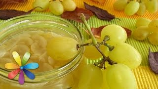 как сделать варенье из винограда на зиму