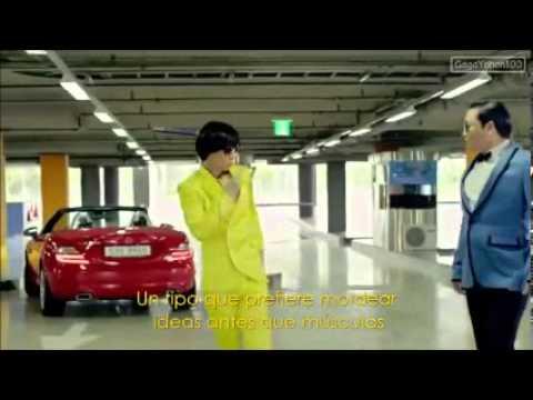 PSY ft NASH GOUMIN GOUMIN Style Official Video
