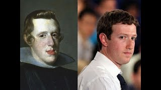 23 Celebrities Who Look Exactly Like People From History