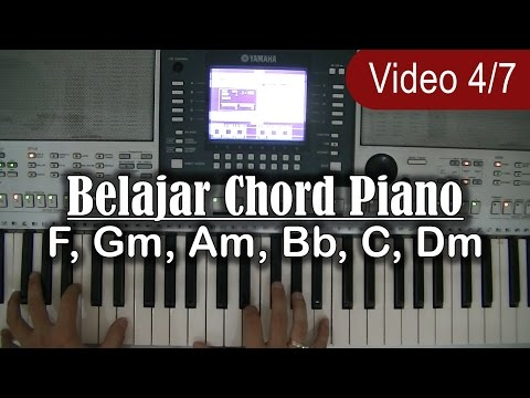 Bb Piano Chord Worshipchords