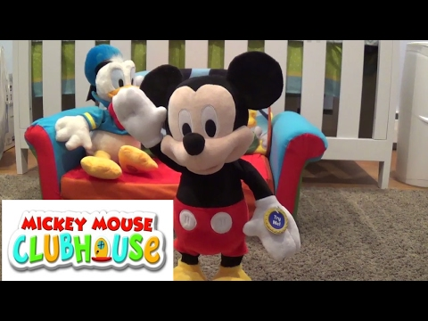 Hot Diggity Dancing Mickey Review for Kids!