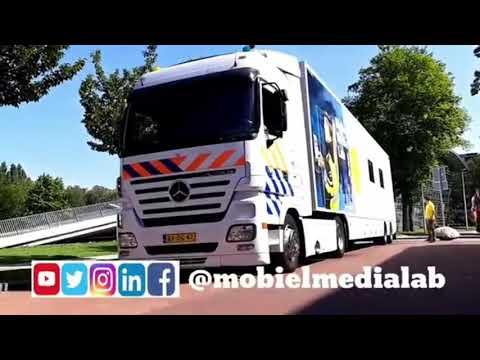 Mobiel Media Lab in Assen