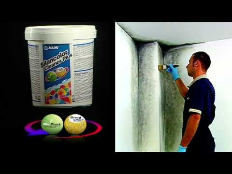 Pittura termoisolante e idrorepellente surfapore ther for Antimuffa mapei