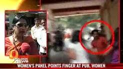 'Mangalore pub, girls to blame'