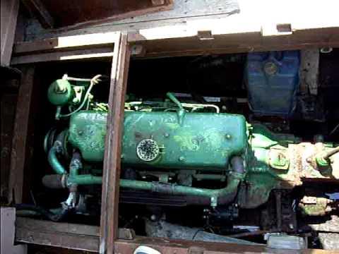Mercedes benz 59 39 312 engine youtube for Mercedes benz marine engines