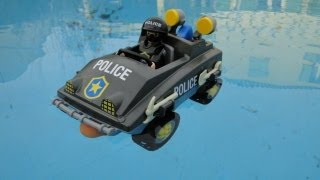 PLAYMOBIL POLICE test