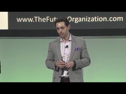 Jacob Morgan - Employee Experience and the Future of Work