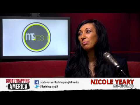 Nicole Yeary of Ms.Tech | Bootstrapping in America