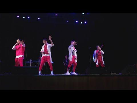 Концерт группы На-На в г. Тюмень 08.11.2019