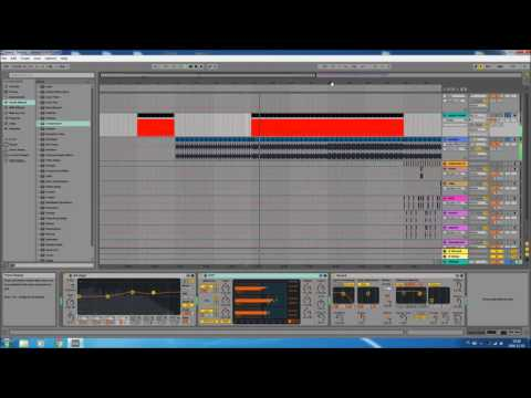 Justice  Stress  Remake in Ableton  sample +ableton project file