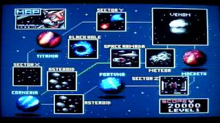 Star Fox (SNES) Capitulo #1