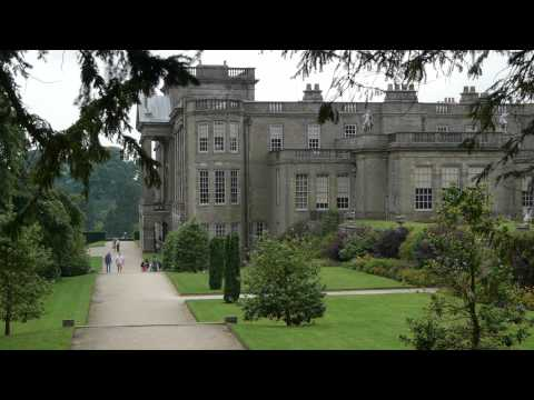 A trip to Lyme Park, photography and video not allowed inside the House, what a pity!