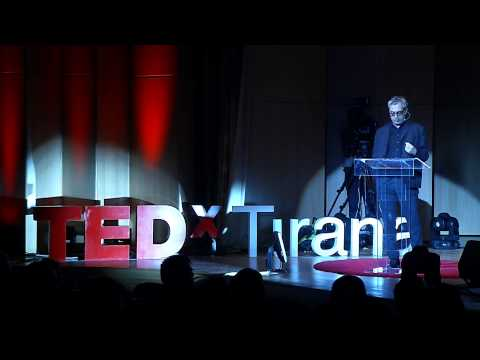Trees in the sky - a vertical forest in Milan: Stefano BOERI at TEDxTirana