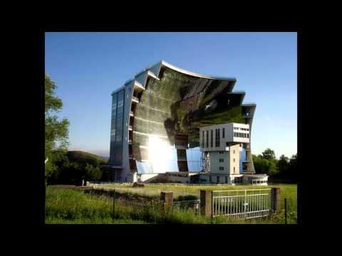 Solar Furnace Odeillo France