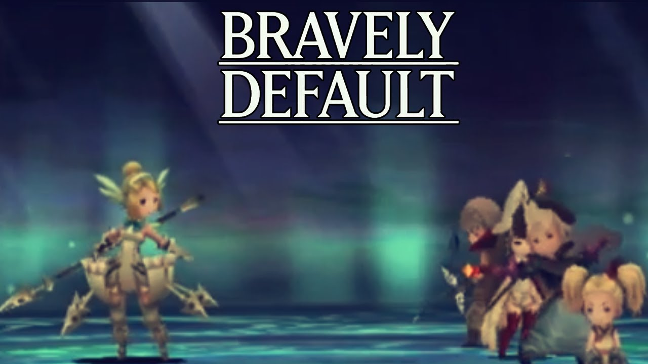 Bravely Default Job Guide - All 24 Jobs and Support ...