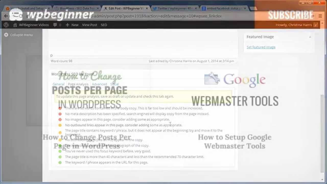 How to Install and Setup WordPress SEO Plugin by Yoast - You