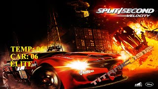 SPLIT/SECOND VELOCITY   EP 6 CAR 6   ÉLITE   GAMEPLAY PC   EN ESPAÑOL