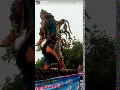 Sarpo Ki Mala Dhari Bhole Shankar Aisa Video Aapne Kabhi Nahi Dekha Hoga
