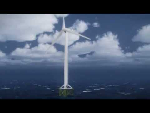 Largest Offshore Wind Turbine - Vestas V164-7.0 MW