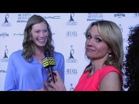 Alyssa Sutherland @ MUAHS Awards 2016