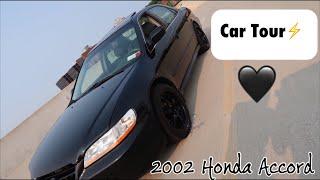 My 2002 Honda Accord EX Car Tour   RJ