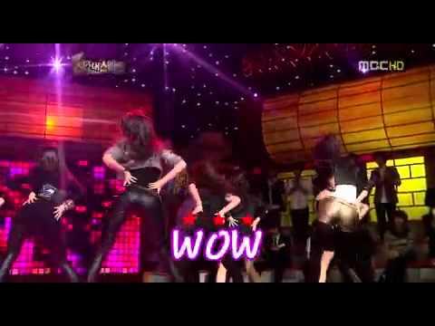 SNSD - Dance Battle