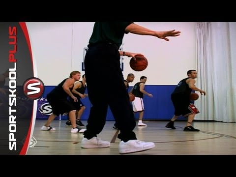 Basics of Basketball Dribbling with Pro Basketball Coach Bill Walton