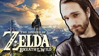 Legend of Zelda: Breath of the Wild Review (Wii U/Switch) – Psy Reviews It