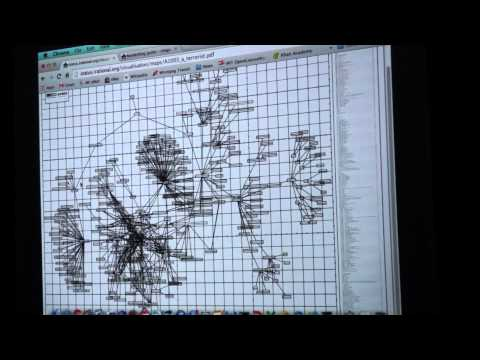 Heath Bunting - Artist Talk - July 11, 2014