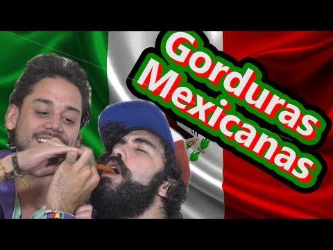 Español prueba GORDURAS MEXICANAS - con RIX