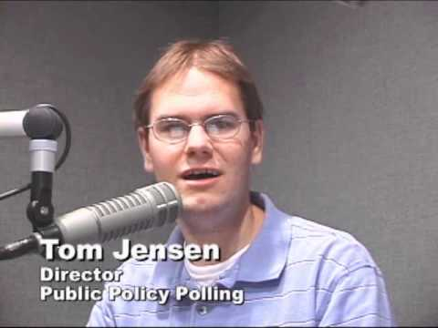 Tom Jensen - Public Policy Polling predictions