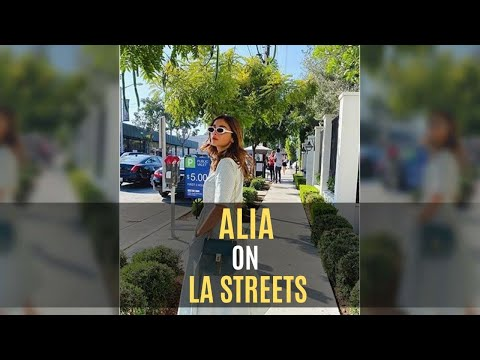 Alia Bhatt's 'Girl On LA Streets' Pic Wins The Internet But It's Her Funky AF Sunnies We Are After Mp3