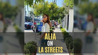 Alia Bhatt's 'Girl On LA Streets' Pic Wins The Internet But It's Her Funky AF Sunnies We Are After