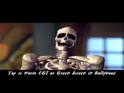 Top 10 Worst CGI or Green Screen in Bollywood