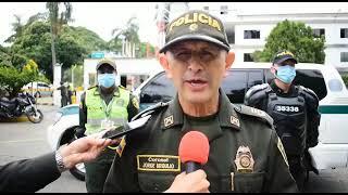 Coronel Jorge Antonio Urquijo  resultados operativos