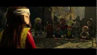 LEGO Der Herr der Ringe - Alle Zwischensequenzen