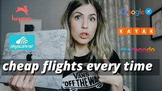 HOW TO BOOK CHEAP FLIGHTS | Tips For Booking Cheap Flights & Best Flight Booking Websites | 2020 screenshot 4
