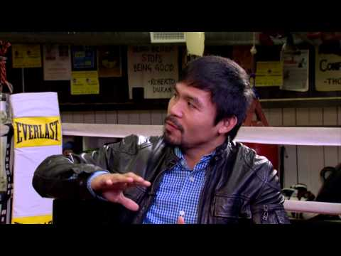 Boxing Champ Manny Pacquiao | What is a Real Christian? | January, 2015.