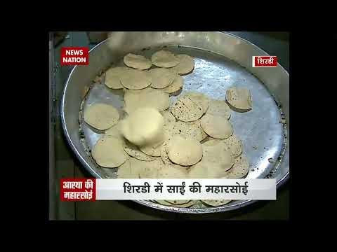 Delhi's Jhandewalan temple feeds thousands of people