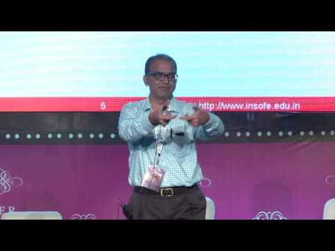 Dakshinamurthy V Kolluru President, International School of Engineering at Cypher 2016