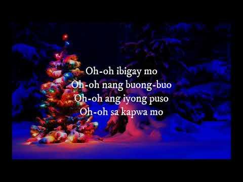 GMA Christmas 2017 - MaGMAhalan Nang Buong-Puso Lyrics