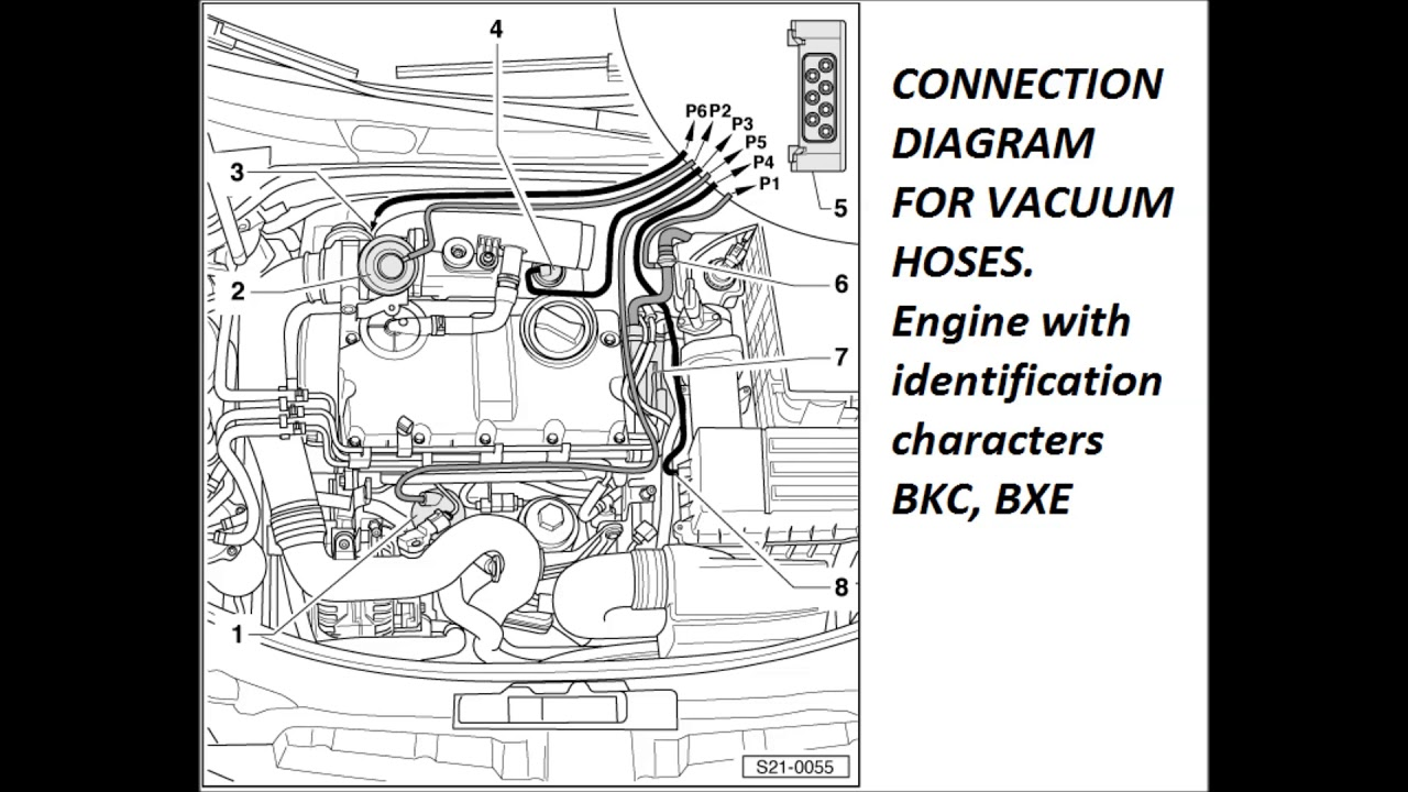 [DIAGRAM] 2005 Vw Jetta Tdi Vacuum Diagram FULL Version HD